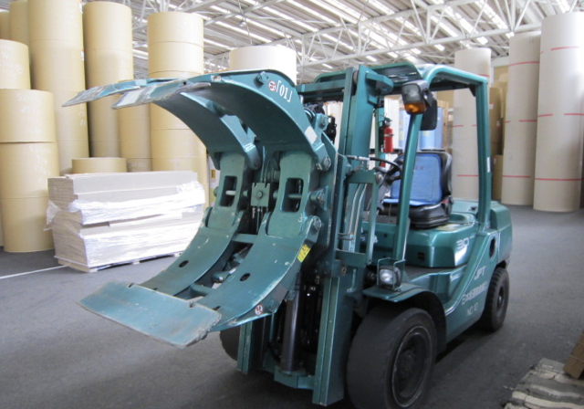 Roll clamp lift #2