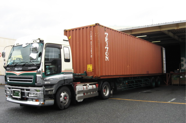 Overland Transportation (Container)