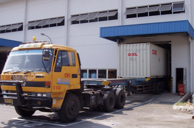 Various Logistics Services Abroad