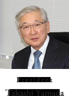 President Takashi Yamada
