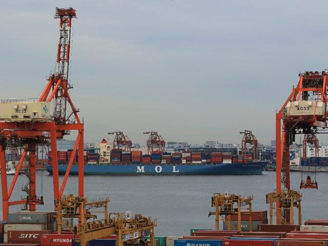国際輸送サービス(海上・航空貨物)